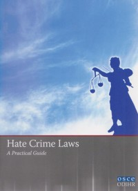 Hate crime laws: a practical guide
